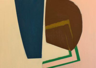 3- Obra sobre tela- Carlota Jardí